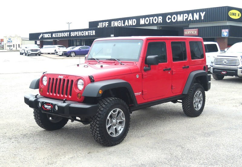 Jeep Wrangler Unlimited 2010 price $25,950
