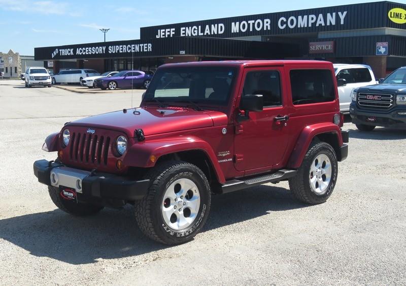 Jeep Wrangler 2013 price $24,950