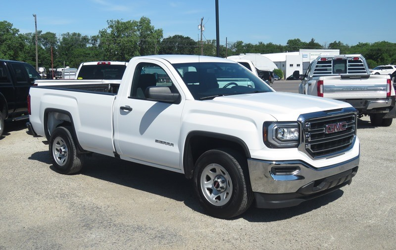 GMC Sierra 1500 2018 price $23,950