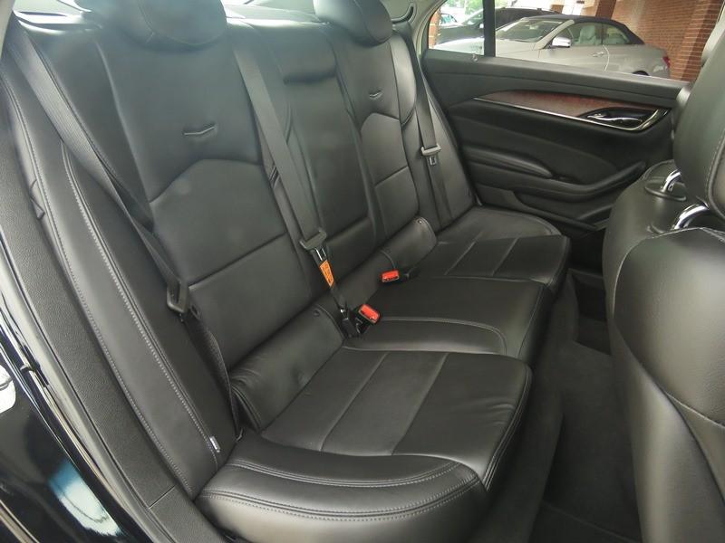 Cadillac CTS Sedan 2018 price $25,950