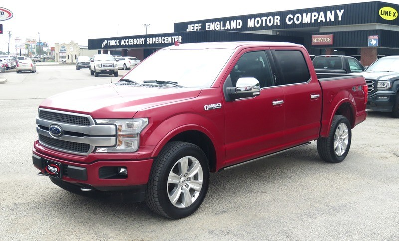 Ford F-150 2019 price $49,950