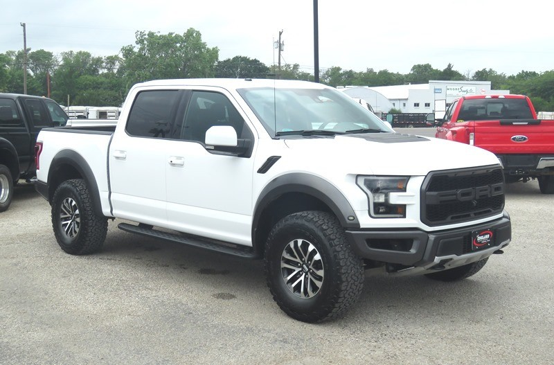 Ford F-150 2017 price $54,950