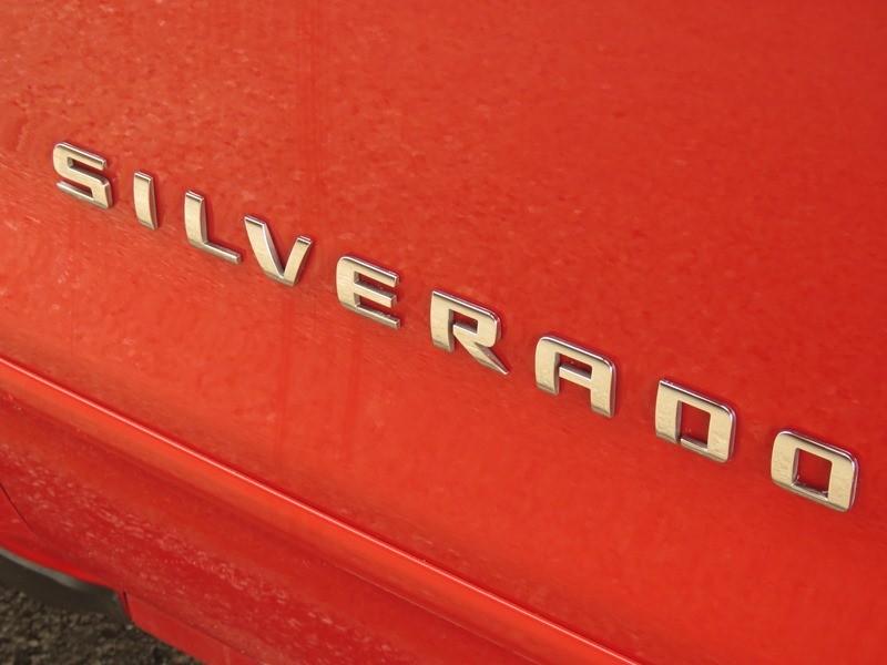Chevrolet Silverado 1500 2015 price $20,950
