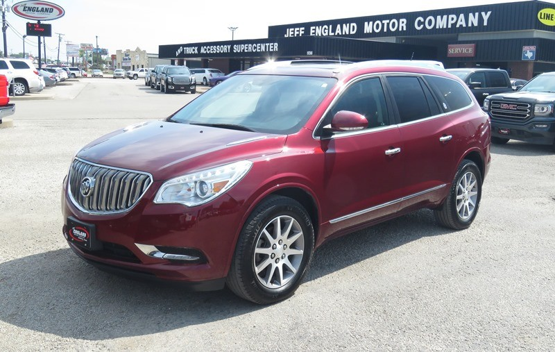Buick Enclave 2017 price $27,950