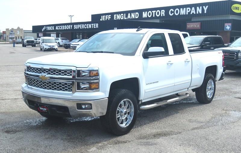 Chevrolet Silverado 1500 2015 price $24,950