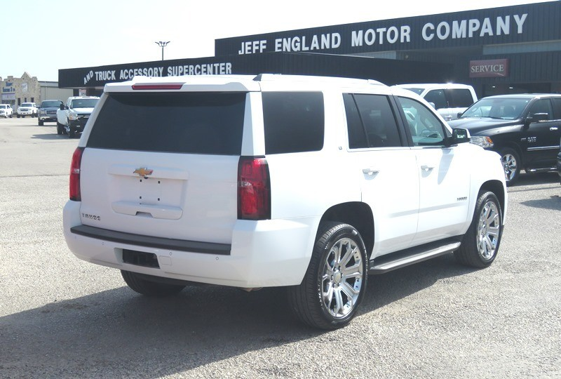 Chevrolet Tahoe 2016 price $38,950