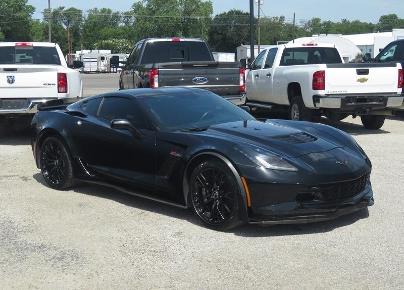 Chevrolet Corvette 2016 price $65,950
