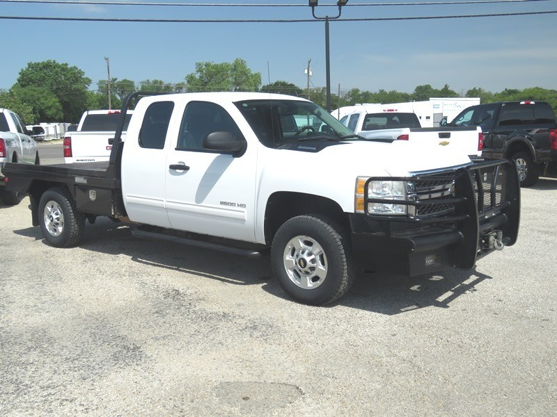 Chevrolet Silverado 2500HD 2011 price $16,950