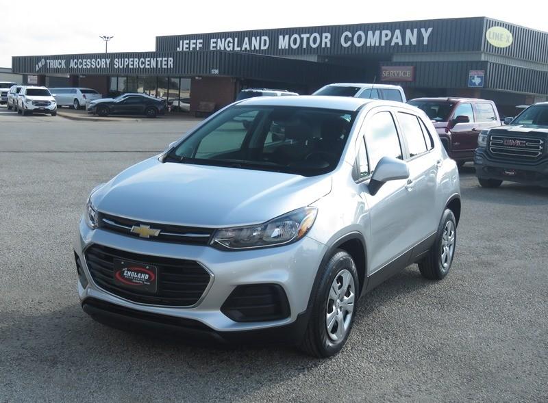 Chevrolet Trax 2018 price $15,950