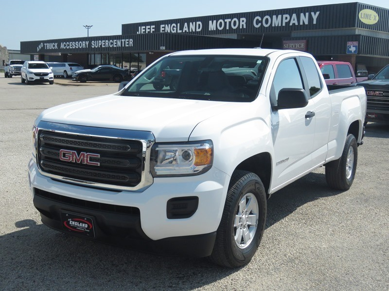 GMC Canyon 2017 price $20,950
