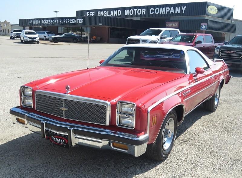 Chevrolet Camino 1976 price $10,950