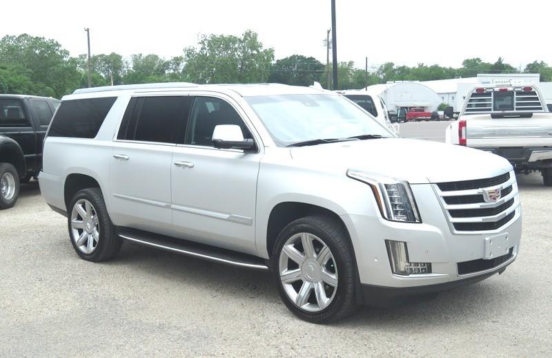 Cadillac Escalade ESV 2019 price $69,950