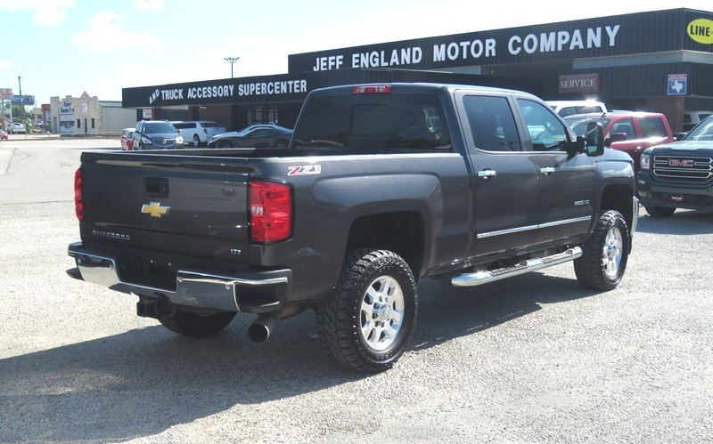 Chevrolet Silverado 2500HD 2015 price $33,950
