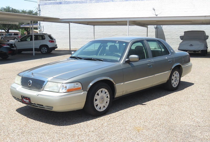 Mercury Grand Marquis 2004 price $3,950
