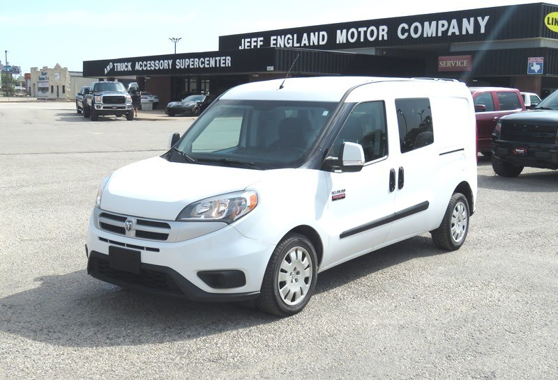 RAM ProMaster City Wagon 2016 price $16,495