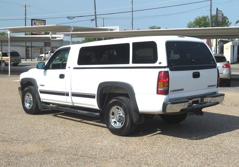 Chevrolet Silverado 2500 2001 price $7,950