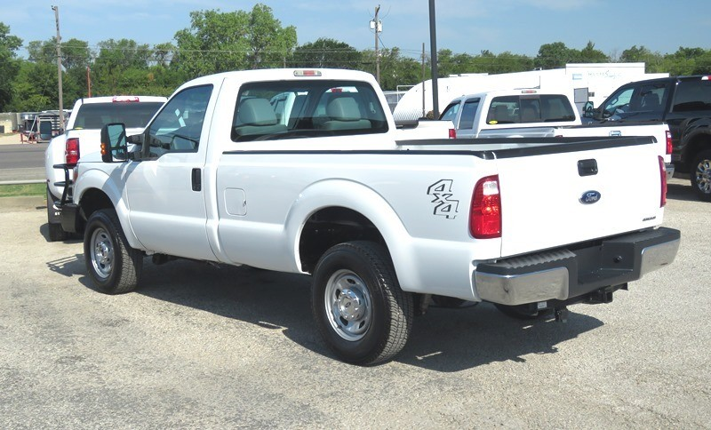 Ford Super Duty F-250 2012 price $16,950