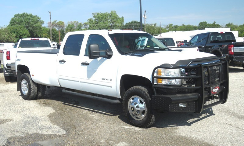 Chevrolet Silverado 3500HD 2011 price $26,950