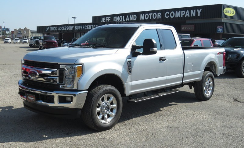 F250 Super Cab >> 2017 Ford Super Duty F 250 Xlt 4wd Supercab 8 Box