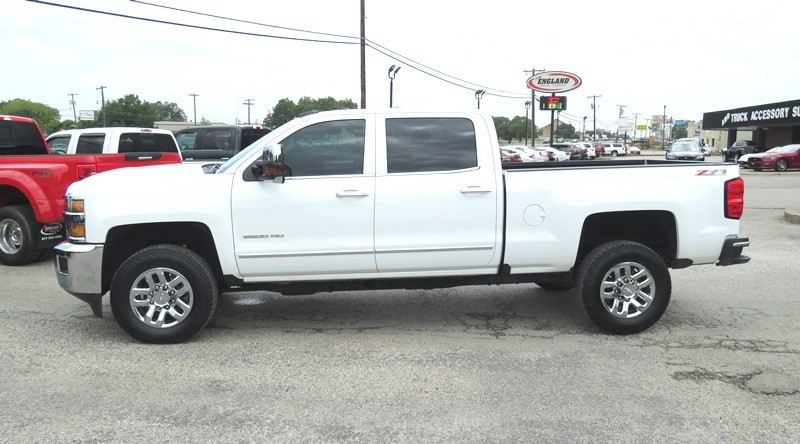 Chevrolet Silverado 2500HD 2017 price $48,950