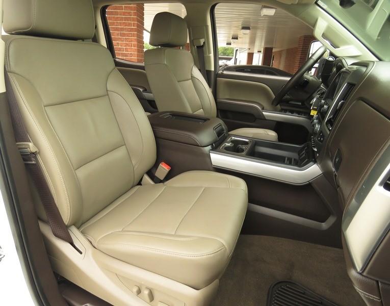 Chevrolet Silverado 2500HD 2017 price $48,950