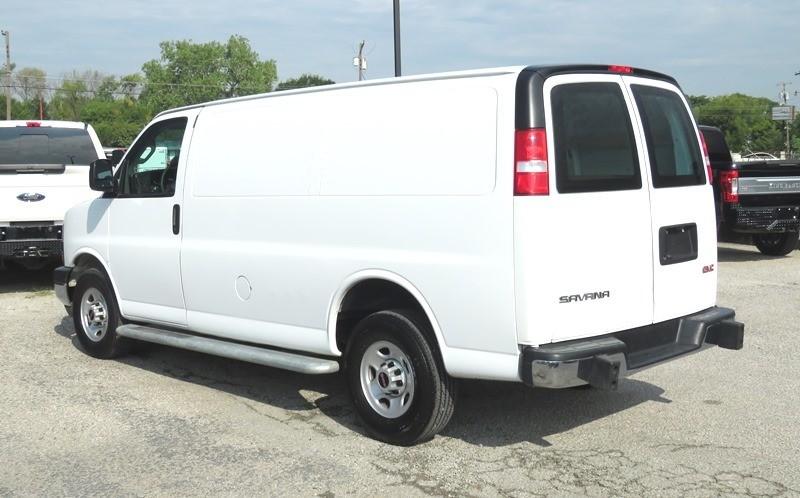 GMC Savana Cargo Van 2018 price $24,950