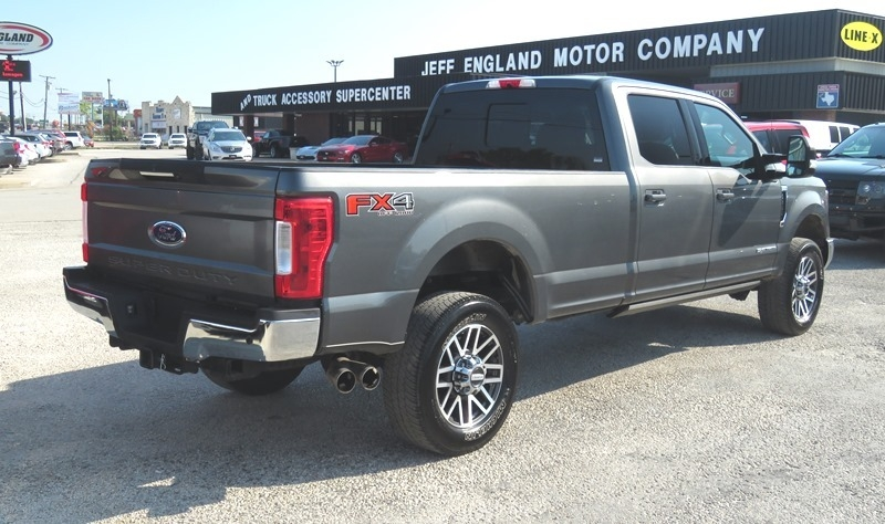 Ford Super Duty F-350 SRW 2018 price $58,950