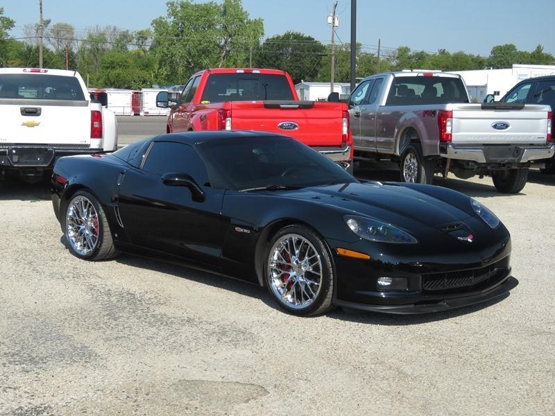 Chevrolet Corvette 2007 price $34,500