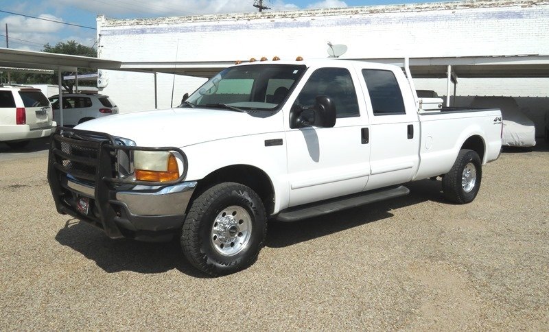 Ford Super Duty F-250 2001 price $12,950