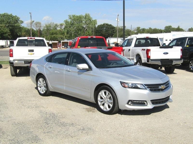 Chevrolet Impala 2019 price $21,950
