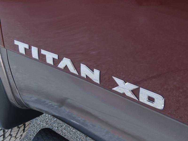 Nissan Titan XD 2016 price $36,950