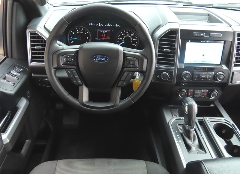 Ford F-150 2017 price $34,950
