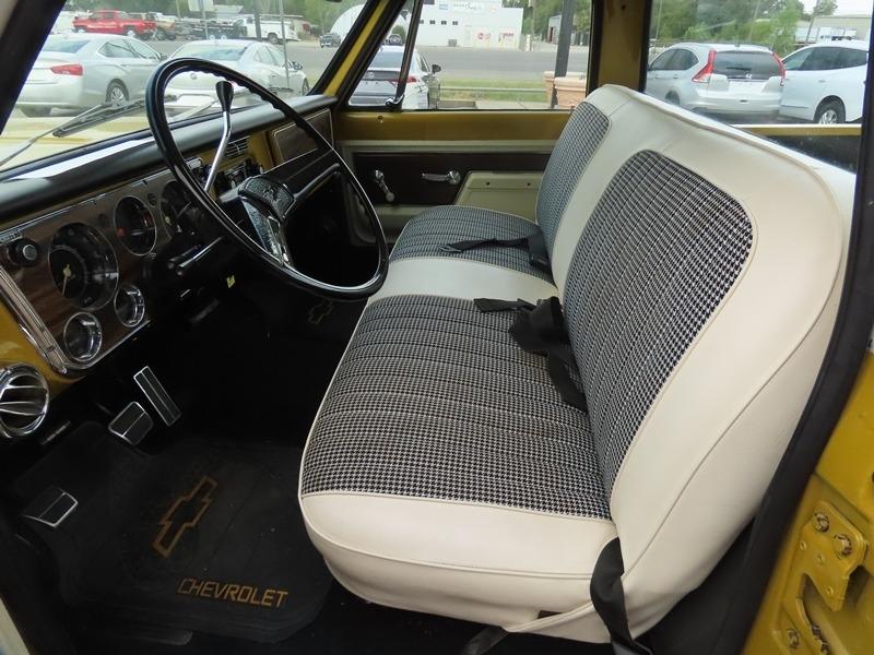 Chevrolet Cheyenne Super C10 1971 price $29,950