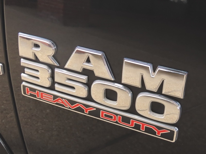 RAM 3500 2017 price $54,950