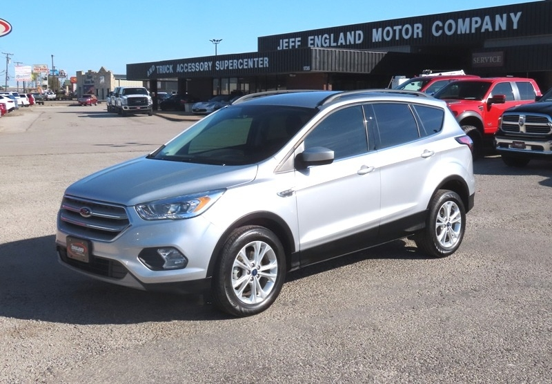 Ford Escape 2018 price $20,950
