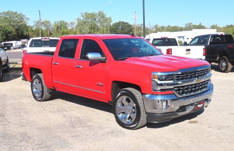 Chevrolet Silverado 1500 2018 price $42,950
