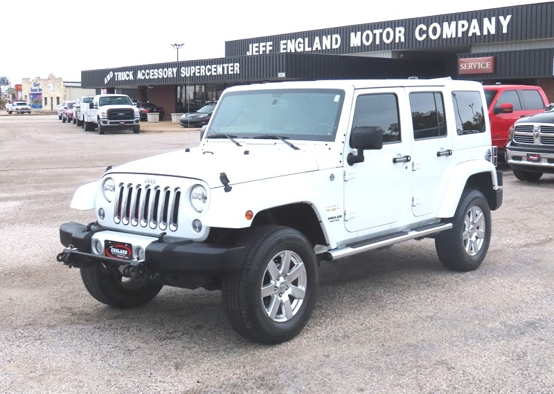 Jeep Wrangler Unlimited 2014 price $27,950
