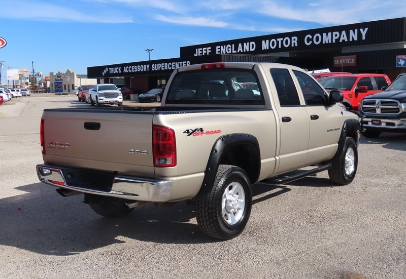 Dodge Ram 2500 2004 price $10,950