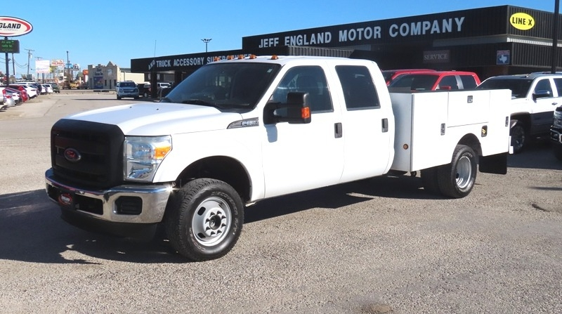 Ford Super Duty F-350 DRW 2015 price $26,950