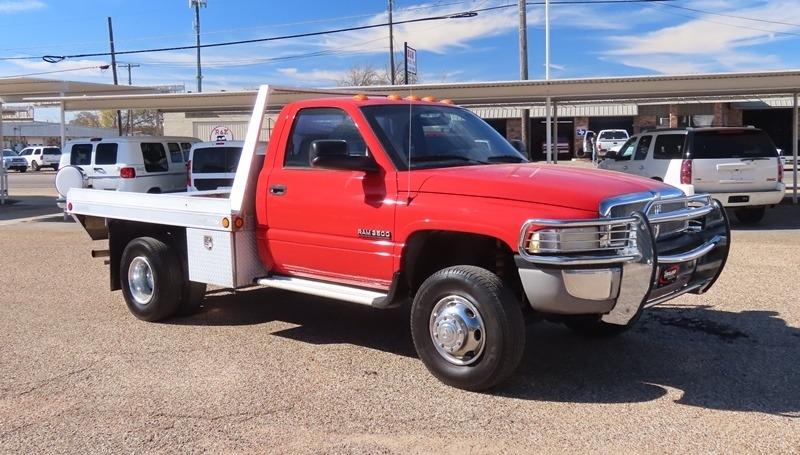 Dodge Ram 3500 2002 price $13,950