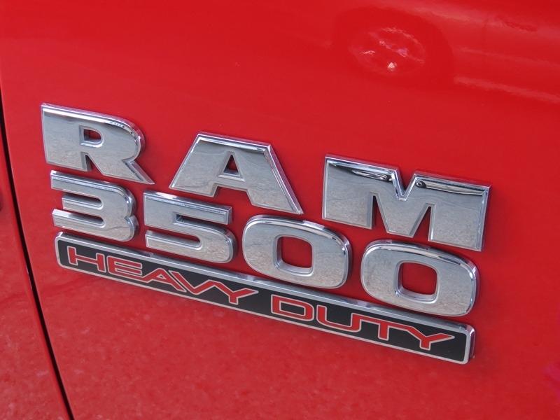RAM 3500 2015 price $30,950