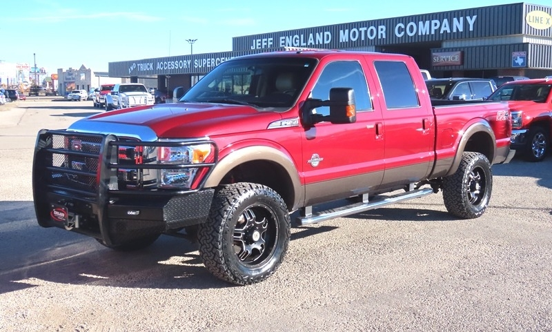 Ford Super Duty F-250 2015 price $38,950