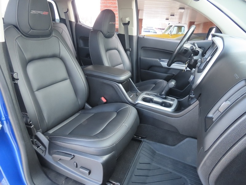 Chevrolet Colorado 2018 price $36,950