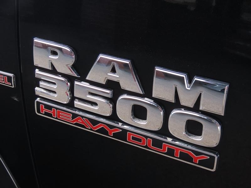 RAM 3500 2018 price $54,950
