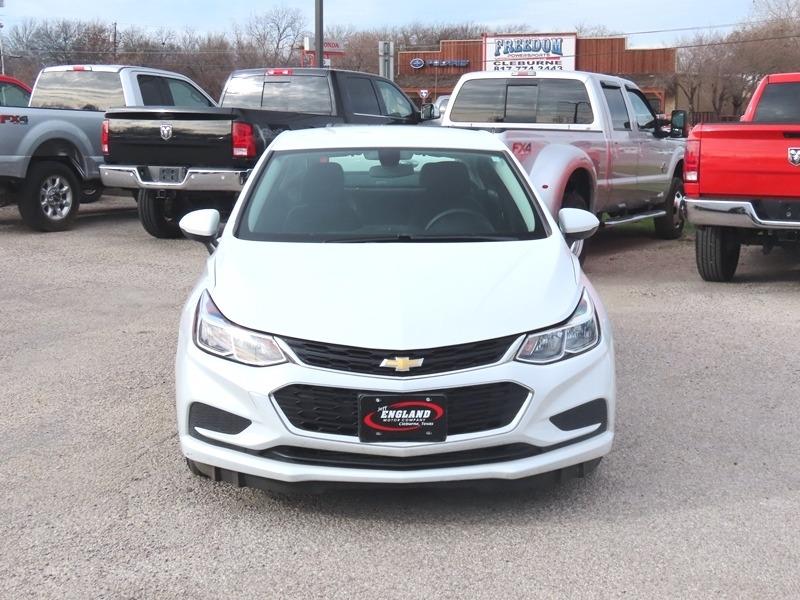 Chevrolet Cruze 2017 price $11,950
