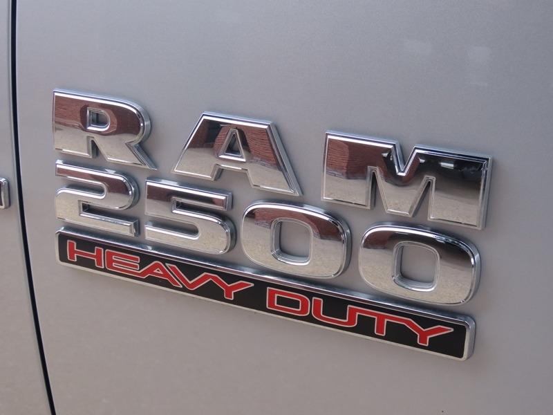RAM 2500 2018 price $42,950