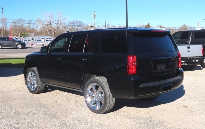 Chevrolet Tahoe 2018 price $56,950