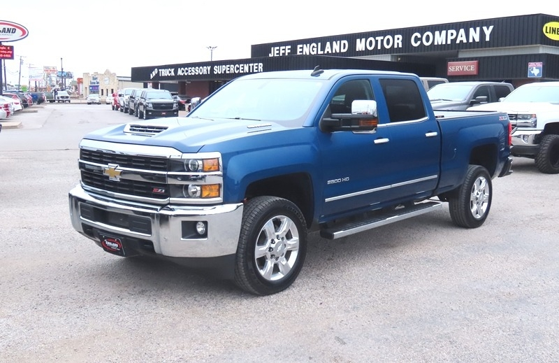 Chevrolet Silverado 2500HD 2017 price $49,950
