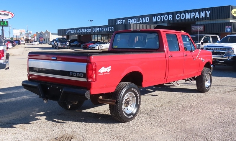 Ford F-350 Crew Cab 1996 price $16,950