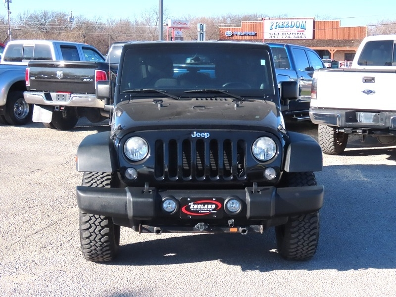 Jeep Wrangler Unlimited 2014 price $28,950